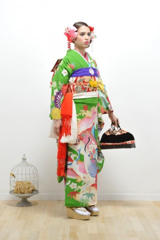 No.729 Japan Style めで鯛の衣装画像1