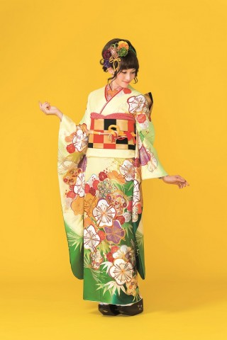 2017-2018 Furisode collection B-03