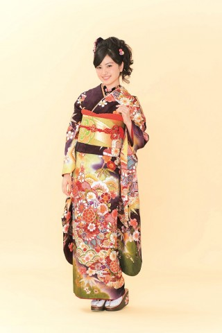 2017-2018 Furisode collection B-12の衣装画像1