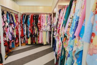 振袖専門店 シャレニー アピタ富山東店の店舗画像2
