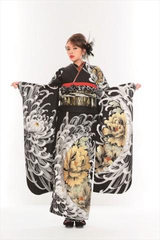 振袖agehaの衣装画像3