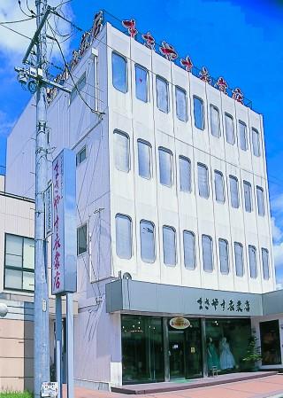 まきやす衣裳店 豊川本社の店舗画像1