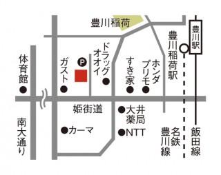 まきやす衣裳店 豊川本社の店舗画像2