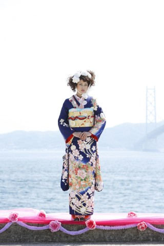 ミモア 成人式振袖の衣装画像1