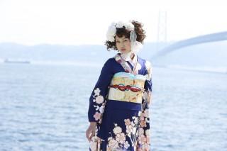 ミモア 成人式振袖の衣装画像2