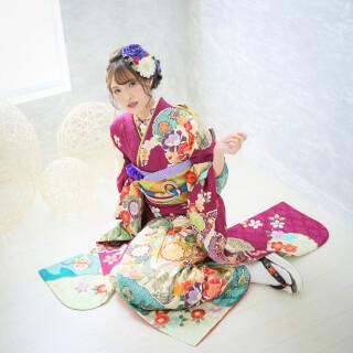 振袖レンタル&撮影 ユースマイル&アンジュエール西神戸店の店舗画像1