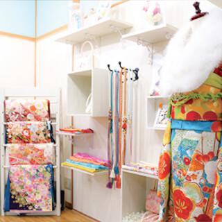 振袖レンタル&撮影 ユースマイル別府店の店舗画像5