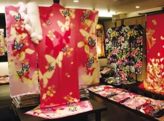 京呉服 平田の店舗画像1