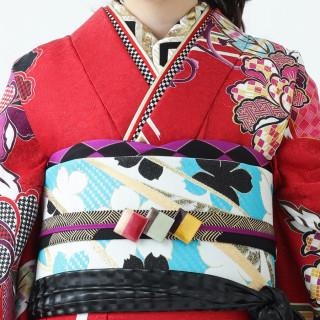 ミモア新作振袖「ふぉとじぇにっく」の衣装画像2