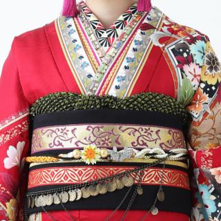 ミモア新作振袖「ぷりんせす」の衣装画像2