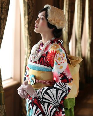限定ブランド「ミモア」Art Deco ろまんの衣装画像2