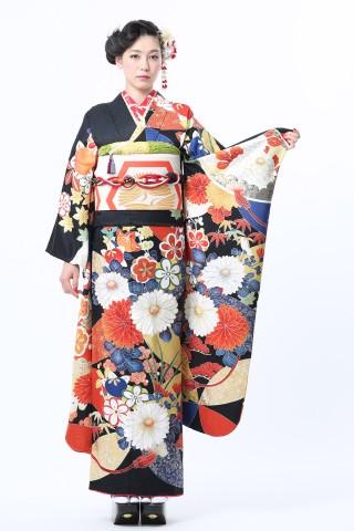 No.37737 限定ブランド「ミモア」Classic たまゆら(黒)