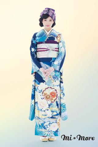 mi*more 2019「びいどろ」の衣装画像2