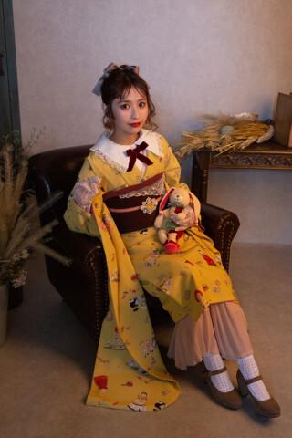 03566からしフランス人形Pの衣装画像2