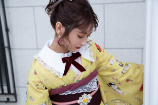 03566からしフランス人形Pの衣装画像3