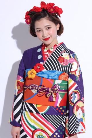 限定ブランド「ミモア」 mi-506 まんげきょうの衣装画像2