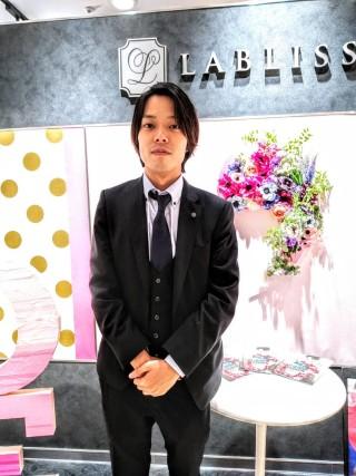 前田のスタッフ画像