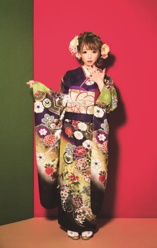 2016新作ageha I416の衣装画像1