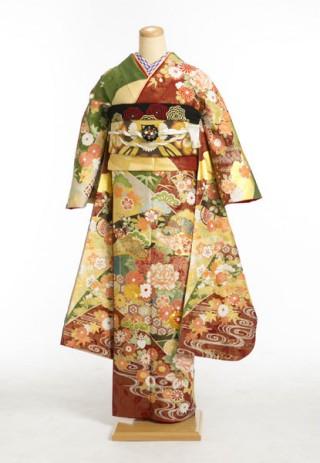 【YUMI KATSURA PARIS】いつまでも美しいスタンダードスタイルの振袖