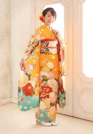 【nanaho×Ai Matsumoto Furisode Collection】