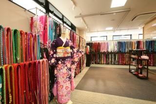 IKEDAYA kimono&dressの店舗画像3