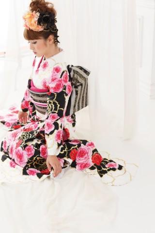 しっとりと艶やかに☆の衣装画像2