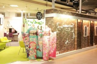 笑顔創造写真館 nico(ニコ)米子店の店舗画像1