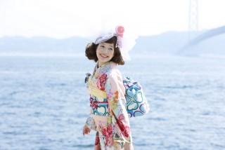 Mi More 成人式振袖の衣装画像2