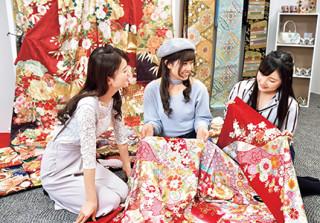 振袖専門店 京都まるなか イズミヤ大久保店の店舗画像3