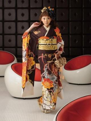 京友禅の衣装画像2