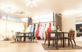 ブライダル・ギャラリー鈴乃屋 山口店の店舗画像3