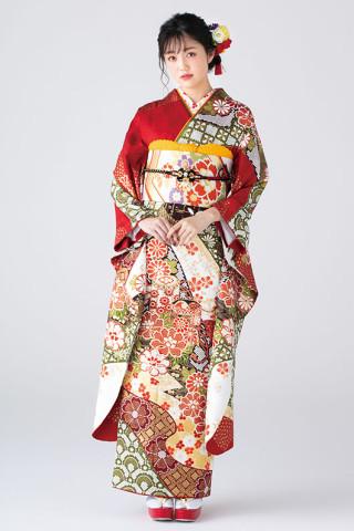 伝統的な王道古典の衣装画像1