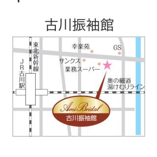 アミブライダル 古川館の店舗画像6