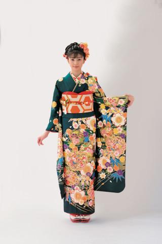 2019年新作振袖 Feliceの衣装画像1