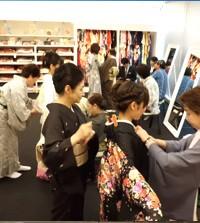 ふりそでレンタル 晴れの日 仙台店 の店舗画像3