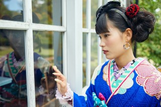 田中屋呉服店 振袖の衣装画像2