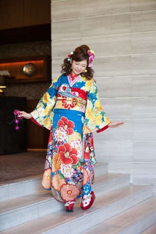 田中屋呉服店 振袖の衣装画像1
