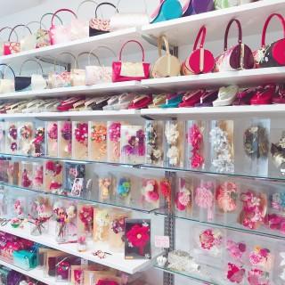 振袖店ひふり 富士店の店舗画像3