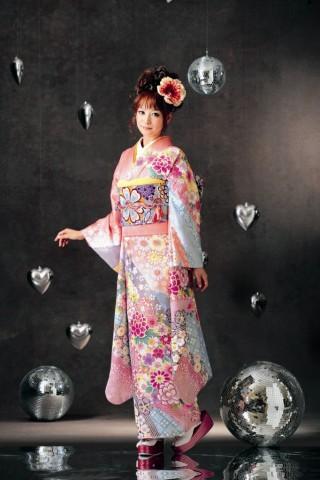 ピンク桜かのこの衣装画像1