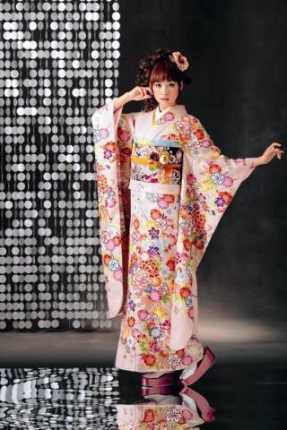 ピンク八重桜の衣装画像1