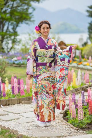 Yui紫結び