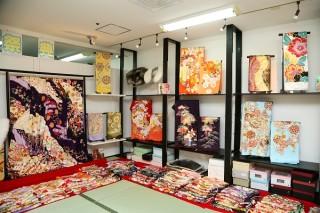 本きもの松葉 泉ケ丘店の店舗画像4