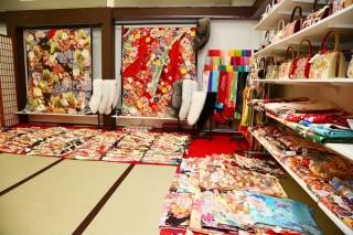 本きもの松葉 岸和田店の店舗画像4