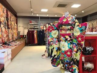 振袖レンタル&フォト専門店 アンジュ(写真館スタジオメディア)の店舗画像1
