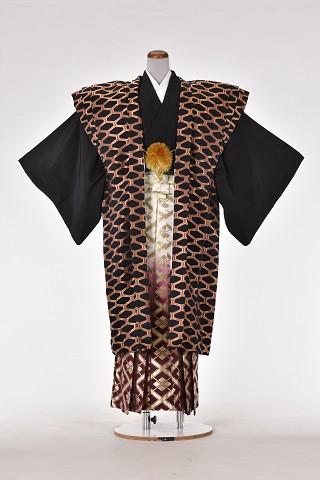男のド派手紋服7の衣装画像1