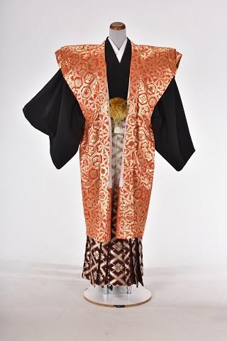 男のド派手紋服3の衣装画像1
