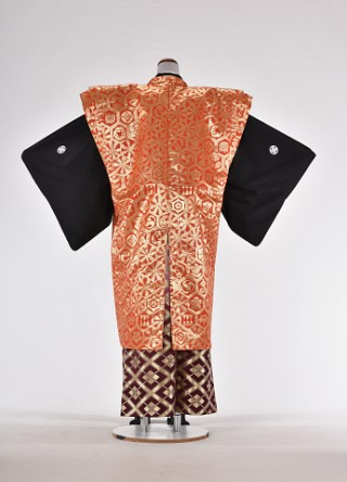 男のド派手紋服3の衣装画像2