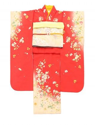 ☆華やか系☆キュート赤の衣装画像1