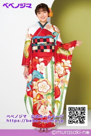 「京都むらさきの」 新柄・逸品振袖