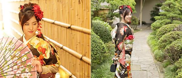 谷屋 日本庭園